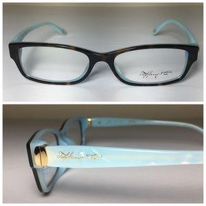 Tiffany & Co Havana Eyeglasses Frames NWOT